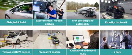 Možnosti měření pomocí měřícího SW a HW Siemens.